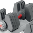 Ironmaster 75 Lb Quick-Lock Adjustable Dumbbell System With Stand Review